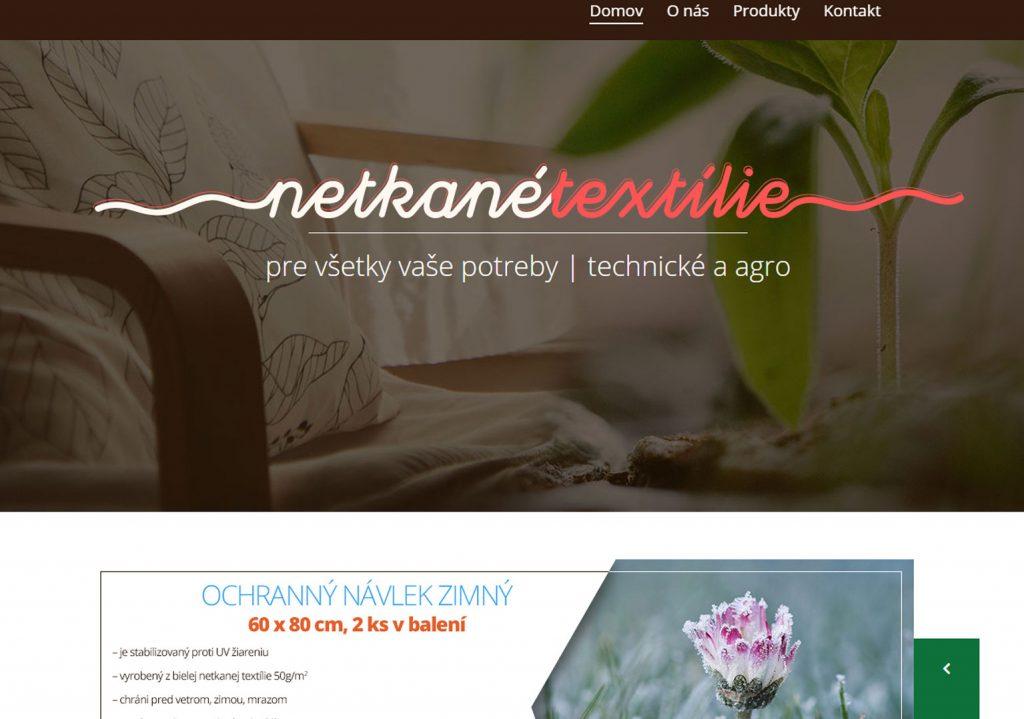 netkané textílie - najväčší e-shop na slovensku